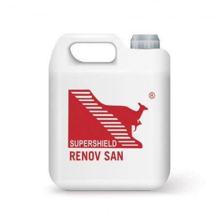 renov san soluzione acquosa rialcalinizzante per calcestruzzo
