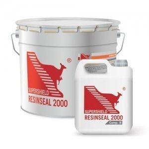 resinseal 2000 resina poliuretanica idroespansiva