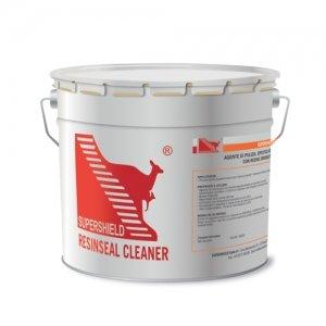resinseal cleaner agente di pulizia oleoso