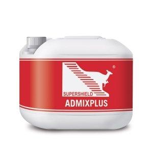 Admixplus additivo liquido a base acquosa impermeabilizzante di massa per calcestruzzo