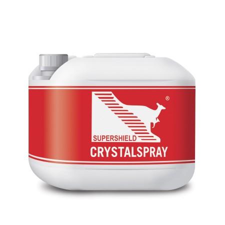 crystalspray impermeabilizzante per calcestruzzi ad azione cristallizzante a base acquosa