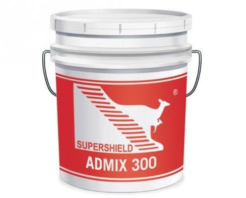admix 300 additivo impermeabilizzante per calcestruzzo