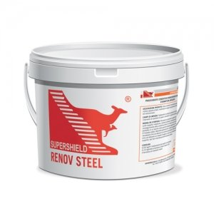 renov steel passivante cementizio anticorrosivo