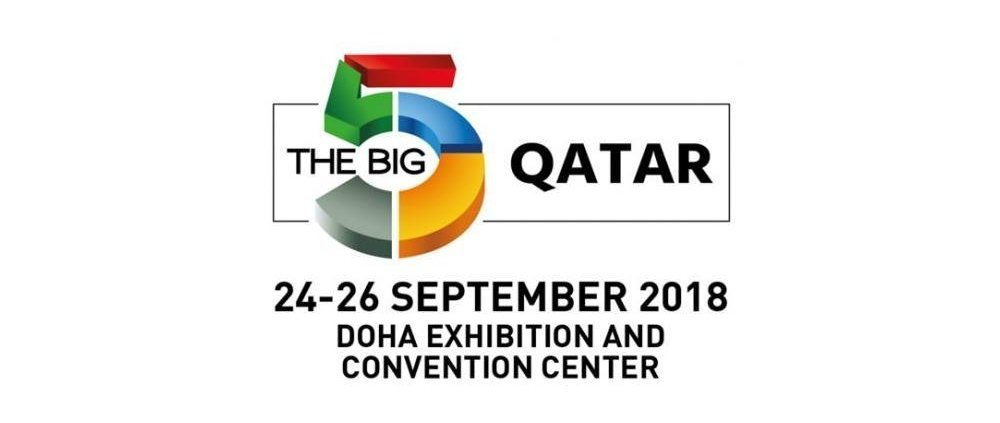 The Big 5 Qatar logo
