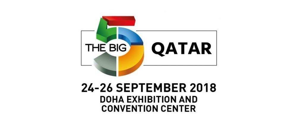 The Big 5 Qatar logo