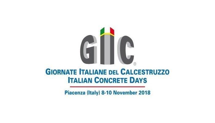 GIC giornate italiane calcestruzzo logo