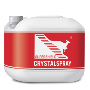 Crystalspray tanica