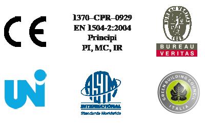 crystalspray certificazioni