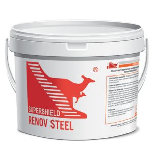 renov steel secchio