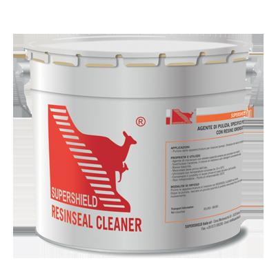 resinseal cleaner secchio