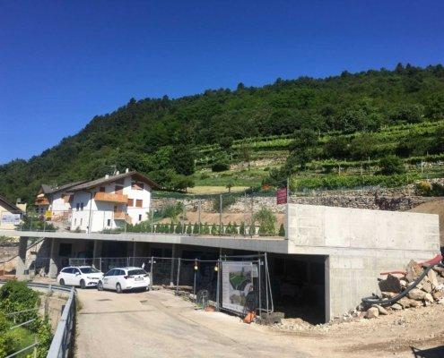 1- Parcheggio_Villamontagna_Trento_Sottil Carlo e Figli