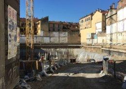 Borio e Mangiarotti Milano Via Montello prima