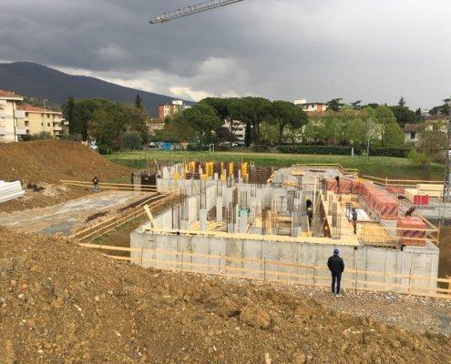 Consorzio Overall Firenze Calenzago durante