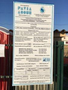 Eurocostruzioni Pavia Acque lavori