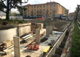 Italiana Costruzioni Milano Via Manfredonia